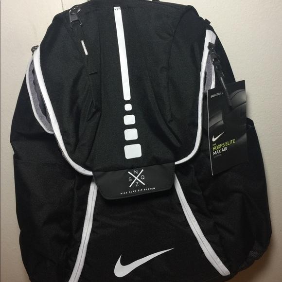 26cf909fac5 Nike Bags   Elite Basketball Backpack   Poshmark